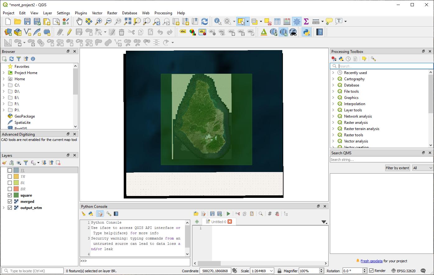 QGIS Real World Data Tutorial - ARMA 3 - TERRAIN - (BUILDER